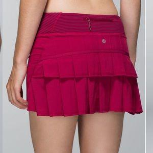 Lululemon Run: Pace Setter Skirt size 4